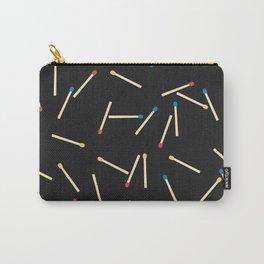 Matchsticks Carry-All Pouch