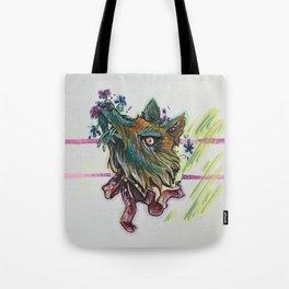 Ladylike Tote Bag