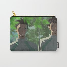Garden of Iwaoi Carry-All Pouch