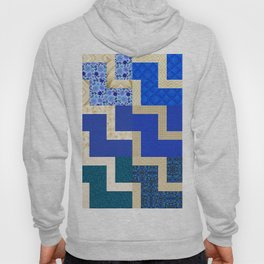Quilt One Hoody