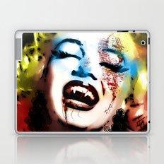 Vampire Monroe  Laptop & iPad Skin