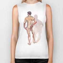 RENATO JR, Nude Male by Frank-Joseph Biker Tank