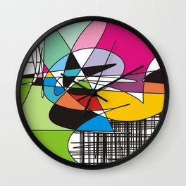 True color no.80 Wall Clock