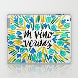 In Wine, There is Truth – Spring Palette Laptop & iPad Skin