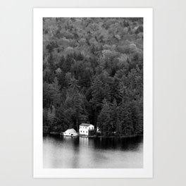 Adirondacks Art Print