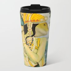 MERMAID Metal Travel Mug