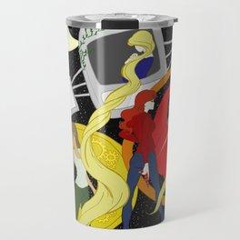 The Lunar Chronicles Travel Mug