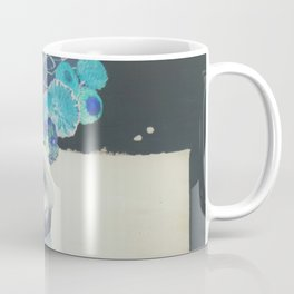 portrait: people have sides & sometimes we hide them Coffee Mug