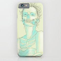 Lady Skull Slim Case iPhone 6s