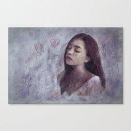 Deep Soul 21 Canvas Print