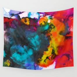 Ink 126 Wall Tapestry