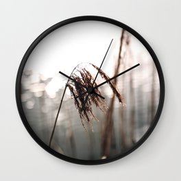 Nature Photography Fine Art Wall Clock