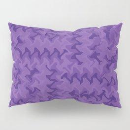 Color Purple Pillow Sham
