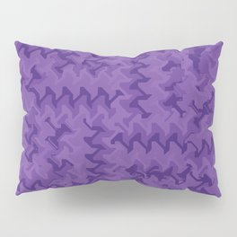 Color Purple Pillow Sham