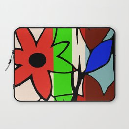 Floral Decay Laptop Sleeve