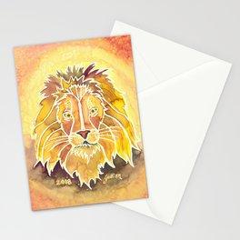 Zodiac Collection: Leo Stationery Cards
