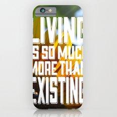 Living&existing Slim Case iPhone 6s