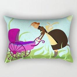 The Mom Rectangular Pillow