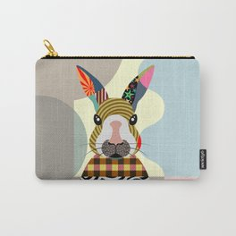 Sexy Bunny Carry-All Pouch