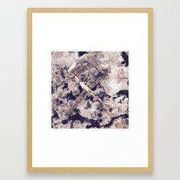 Odal Framed Art Print
