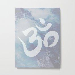 OM: Spirit of Serenity Metal Print