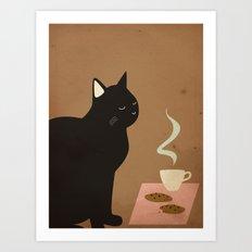 Mimmo, a portrait Art Print