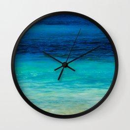 SEA BEAUTY Wall Clock