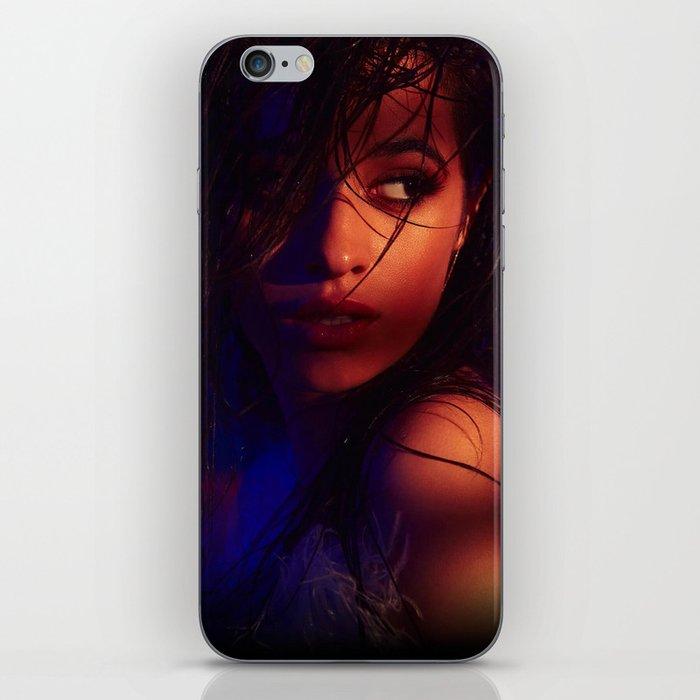 Camila Cabello 3 iPhone Skin