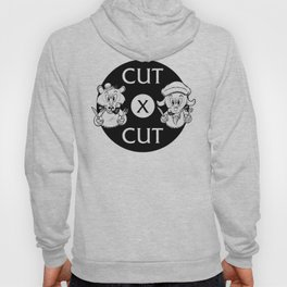 Cut X Cut Podcast Hoody