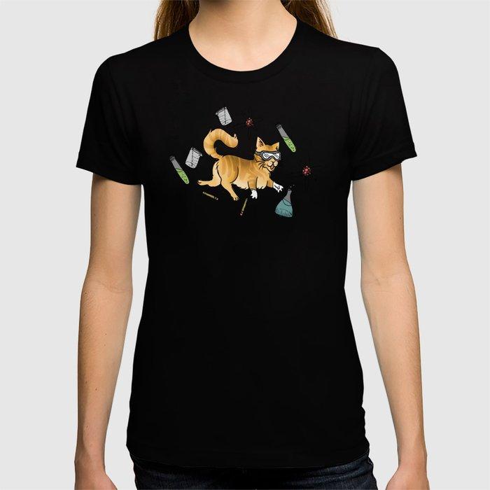 STEM Cats T-shirt