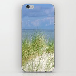 Dunes of the Baltic Sea iPhone Skin