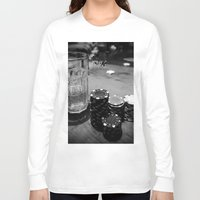 poker Long Sleeve T-shirts featuring Poker Time by Eduard Leasa Photography