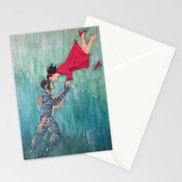 The Shape of Water Stationery Cards