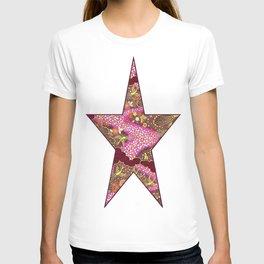 Intricate Yuzen Pattern T-shirt