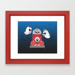 Don Boe Framed Art Print