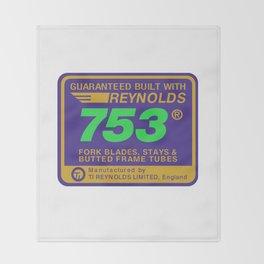 Reynolds 753, Enhanced Throw Blanket