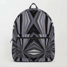 Monochromatic Diamond Backpack