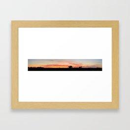 Ault Park Framed Art Print