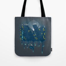 Nowhere Else to Go Tote Bag