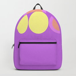 Circles to elipse Backpack