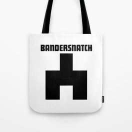Black Mirror Bandersnatch Tote Bag