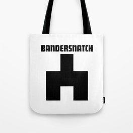 Black Mirror Bandersnatch Tote Bag