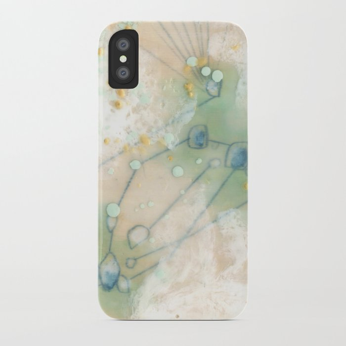 The Splitting of Yourself in Two (The Sweven Project) iPhone Case
