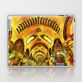 Spice Bazaar Istanbul Van gogh Laptop & iPad Skin