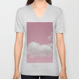 Sweetheart Sky Unisex V-Neck