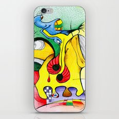 abstract-1 iPhone & iPod Skin