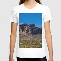 arizona T-shirts featuring Arizona by Katie Villarreal