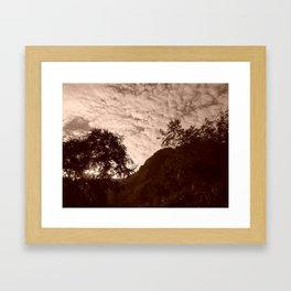 Lugu Framed Art Print