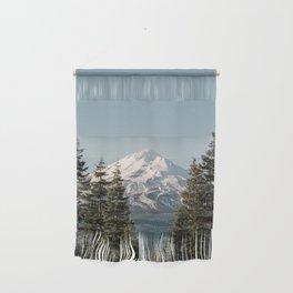 Mt Shasta Morning Wall Hanging