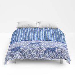 WATER WEIMS Comforters